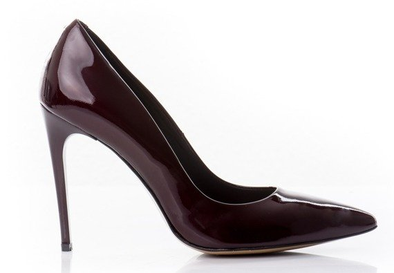 Buty VISCONI Bordo Lakier wz.8014